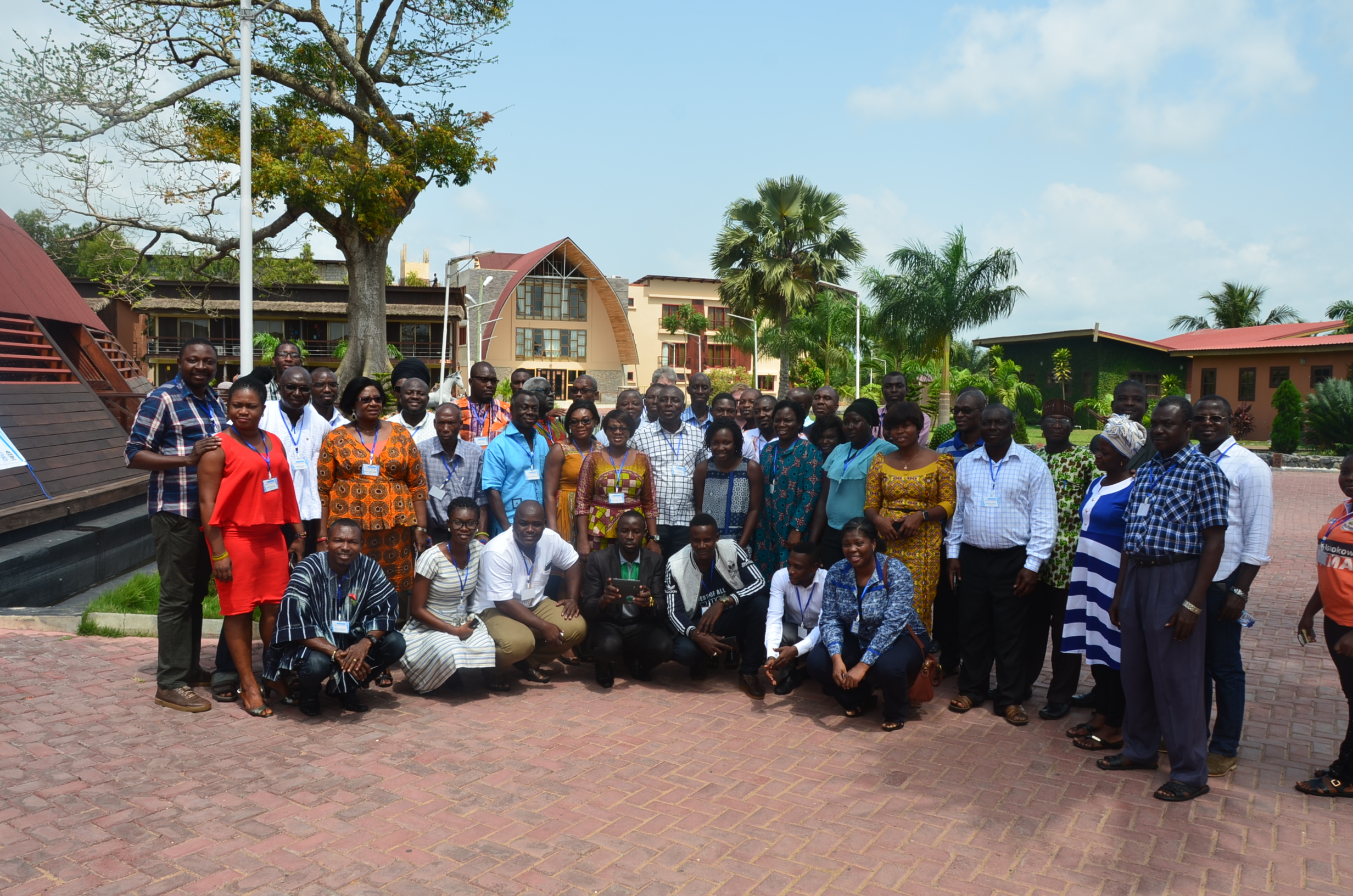 Participants of the Mole Conference